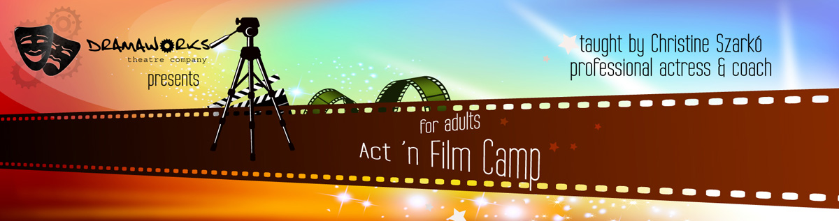 act n film camp for adults